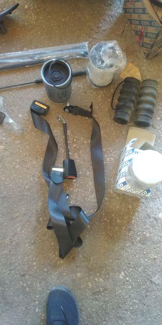 cinturones seguridad iveco daily