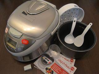 Robot cocina chef o matic pro programable 5 l