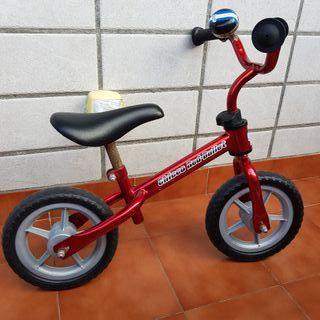 Bici sin pedales Chicco, con timbre