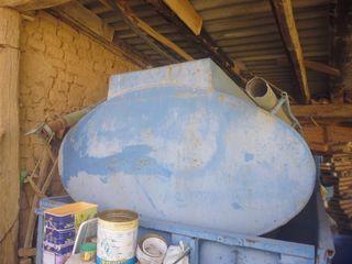 Cisterna y/o remolque agricola