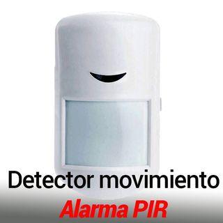 Detector de movimiento alarma Inalambrico EV1527 B