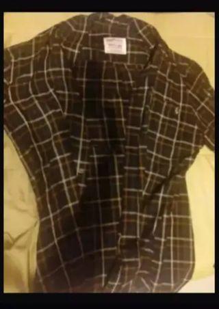 Camisa volcom talla L