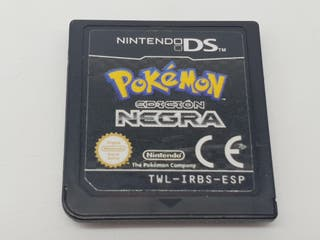 POKEMON NEGRA DS