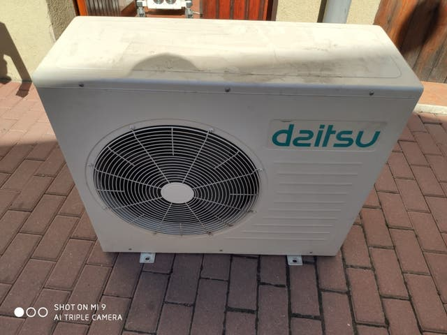 aire acondicionado daitsu