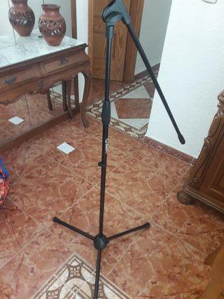 Pie de microfono