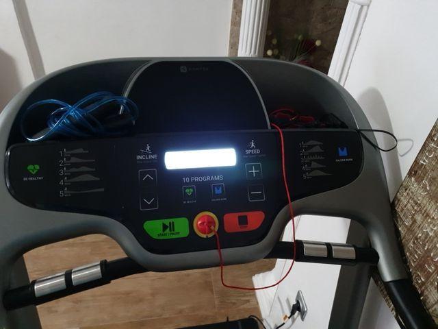 cinta de correr eléctrica