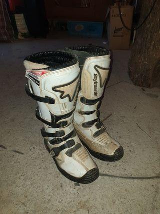 botas de moto enduro