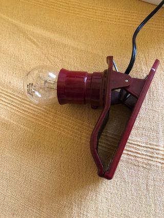 Antigua lámpara