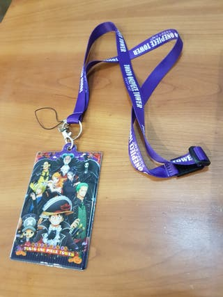 Lanyard One Piece