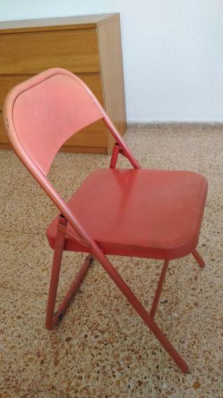 Sólo hoy!!! 4 sillas