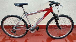 Bicicleta MTB BTT.