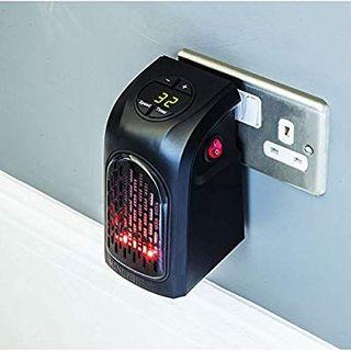 Mini Portátil Estufa Eléctrico Calefactor. Nuevo
