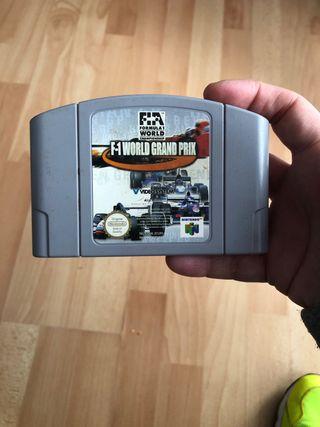 F-1 Nintendo 64