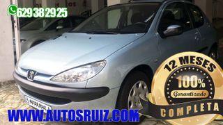 Peugeot 206 2004 2.0 HDI XLINE
