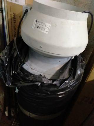 filtro carnono con extractor