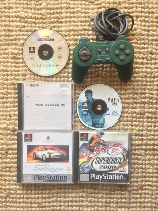 Playstation I