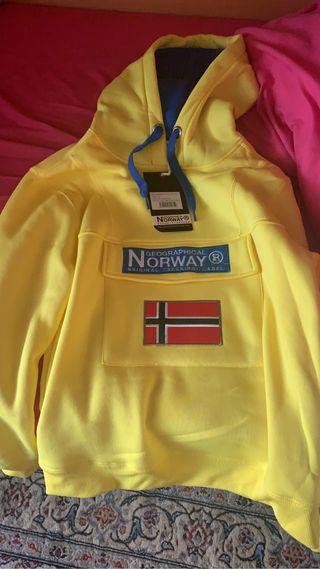 Sudadera Geografiacal Norway