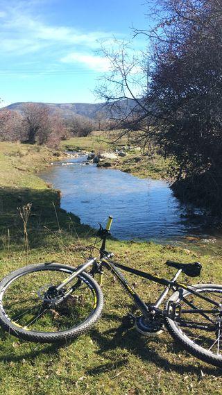 Bicicleta MTB BOTECHIA 29