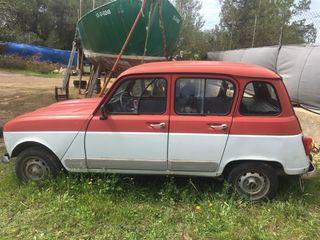 Renault 4 4l 1983