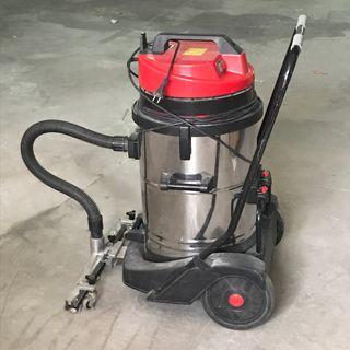 Aspiradora Industrial polvo y liquidos