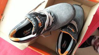 zapatos punta seguridad 37