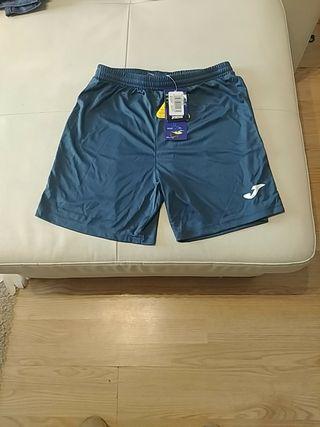 pantalones cortos joma talla 8-10 años