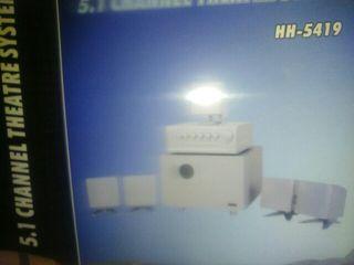 Equipo de sonido multimedia