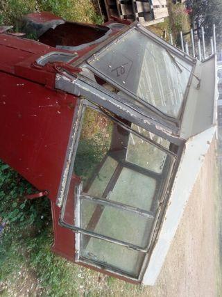 cabina tractor barreiros