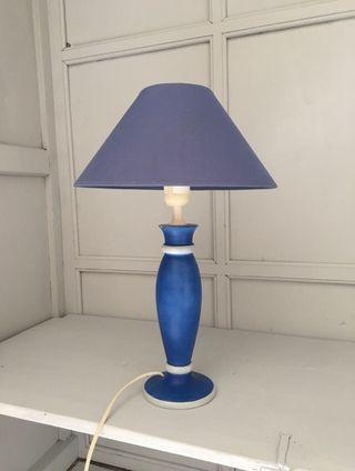 Lampara Mesa Vintage