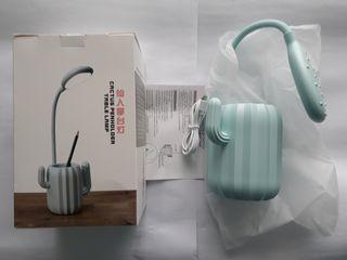 ww798 Lámpara LED Escritorio Diseño Cactus