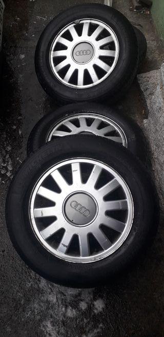 llantas de Audi