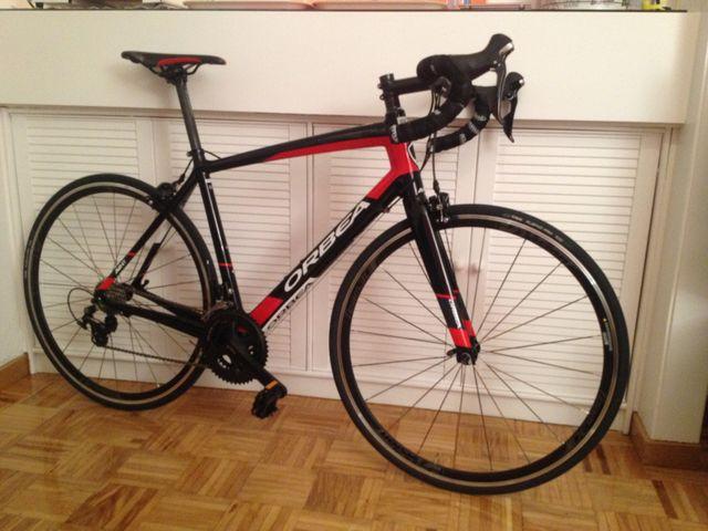 Bicicleta Orbea Avant M30 plus año 2016 talla.55