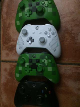 Vendo 4 mando de Xbox one