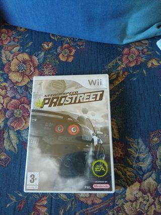 juego de Wii