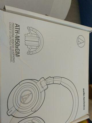 Audio Technica M50x