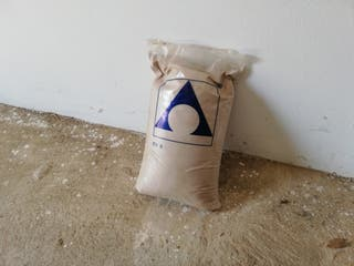 arena filtro depuradora