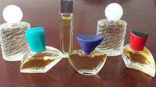 miniaturas perfumes