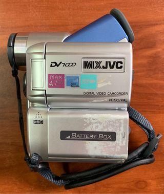 Cámara JVC DV1000