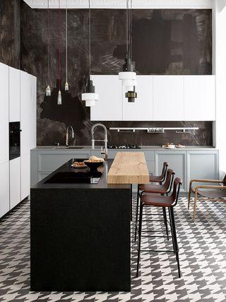 mueble de cocina isla exposicion liquidacion