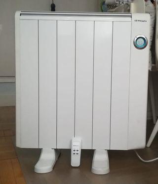 Emisor térmico de bajo consumo. Orbegozo