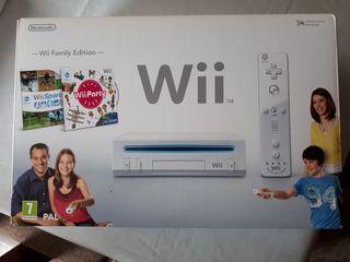 Wii y Disney Infinity