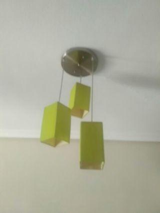 LAMPARAS SALON LED