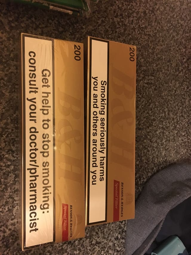 Bh gold £65