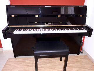 piano kawai de segunda mano en wallapop. Black Bedroom Furniture Sets. Home Design Ideas