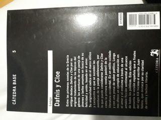 Dafnis y Cloe libro de catedra para la ESO