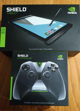Nvidia Shield Tablet (Pack)
