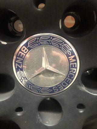 Llantas grado A Mercedes Benz