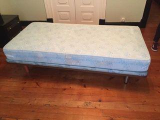Colchón (opción de somier y colchón)