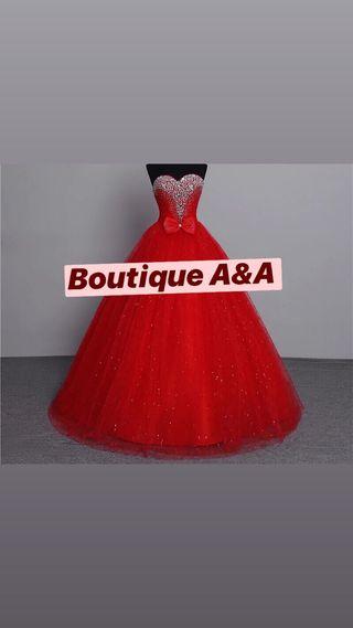 40d1f35bf1 Vestido para quinceañeras de segunda mano en la provincia de ...