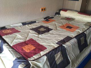 Edredon cama 90